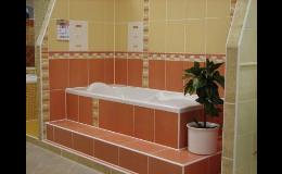 stavby koupelen Hustopeče
