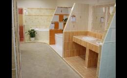 koupelnové vybavení Hustopeče