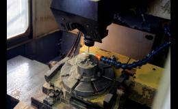 Zakázkové kovoobrábění