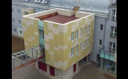 větrané fasády Brno