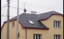 Pokrývač, rekonstrukce střech Ostrava