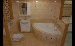 I tuto koupelnu můžete mít právě vy!