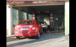 Hotel Pratol Říčany - myčka