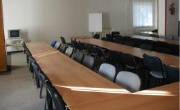 Školící místnosti hotelu Pratol