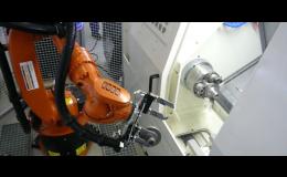 Robotizovaná pracoviště jsou posilou podniku Praha -