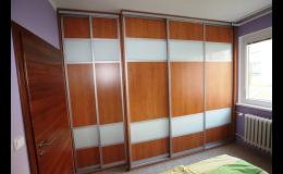 Zakázková výroba nábytku Zlín
