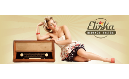 Redakční systém Eliška - CMS systém pro váš web