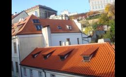 Střechy Vrňata & Žáčik s.r.o. - realizace střech