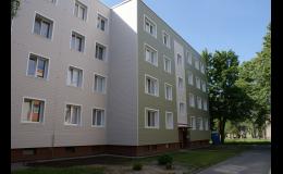 Revitalizace bytového domu Ostrava