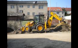 zemní a výkopové práce Prostějov