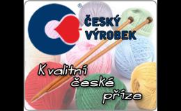 Prodej české příze eshop