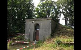 Stavby Nisa s.r.o. rekonstrukce vodojemu