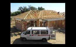 konstrukce pro střechy Brno