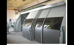 Řezání laserem na CNC, Vysočina