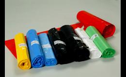 LDPE pytle barevné