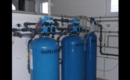 Výroba užitkové vody