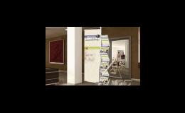 FLAGFLASH - stojany na tiskoviny