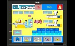 Snadné ovládání zajistí přehledný LCD displej.