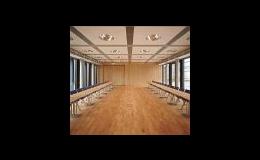 Realizace dřevěné podlahy