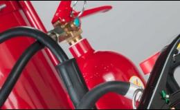 Hasič-Servis Požárně Bezpečnostních Zařízení nabízí revize hasicích přístrojů