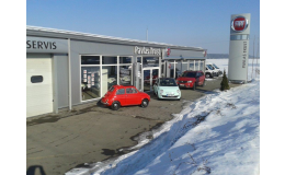 Dodávky Fiat Nový Jičín