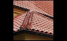 Prejza střechy Praha