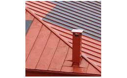 Plechové krytiny střechy Praha