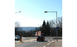 Stožáry veřejného osvětlení standardní i atypické Břeclav