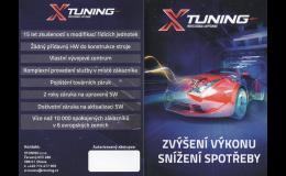 zvýšení výkonu automobilů Šumperk