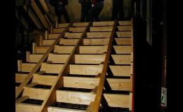Stavební práce - schodiště