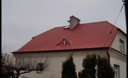 Stavba a rekonstrukce střechy Frýdek-Místek