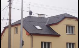 Rekonstrukce střechy Frýdek Místek