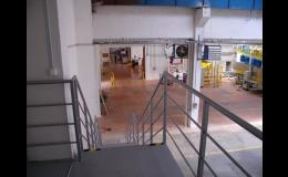 Betonové průmyslové haly postavíme přesně dle vašich požadavků.