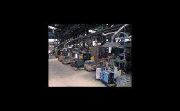 Kovovýroba, veľkosériová strojárenská výroba