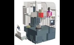 Vertikální CNC soustružnická centra