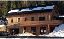 Rekonstrukce rodinných domů