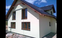 Rekonstrukce fasády i střechy