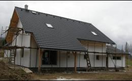 Rekonstrukce chalup, domů i bytů