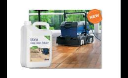 Půjčovna strojů BOMA PARKET vám nabízí novinku v oblasti čištění podlah.