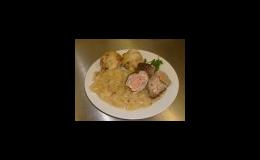 Rozvážka obědů, catering Opava a okolí