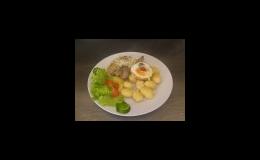 Rozvážka obědů pro seniory