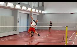 Badminton - sportovní centrum Ostrava