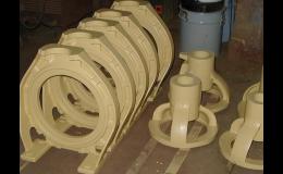 Nabízíme také formování odlitků a odbornou výrobu jader.
