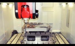 Realizace CAD 3D i CNC obrábění