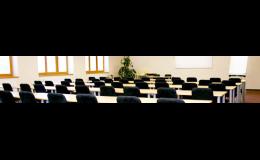 Pořádání kongresů, školení, seminářů hotel Kurdějov