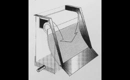 Filtrační síta z ušlechtilé oceli Kladno