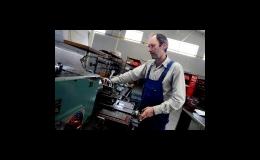 Práce na CNC strojích