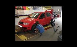 Výměna pneumatik Břeclav