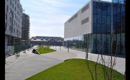 Výstavba komunikací Ostrava