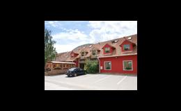 Ubytování v hotelu Hustopeče